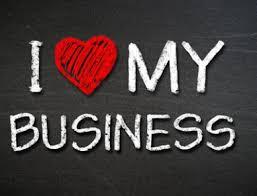 自分のビジネス画像